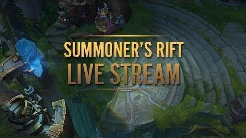 Summoner's Rift Livestream VOD