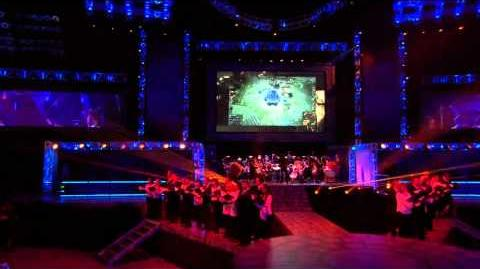 League of Legends Season 2 World Finals Opening Live