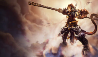 Wukong GeneralSkin old