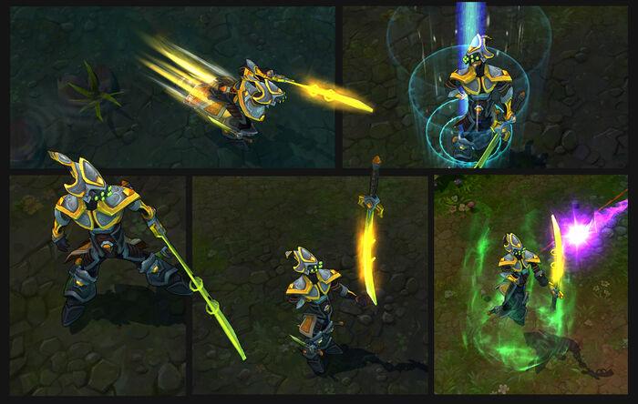 Master Yi Screenshots