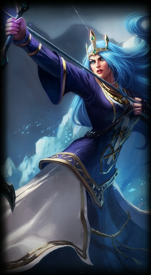 Ashe QueenLoading