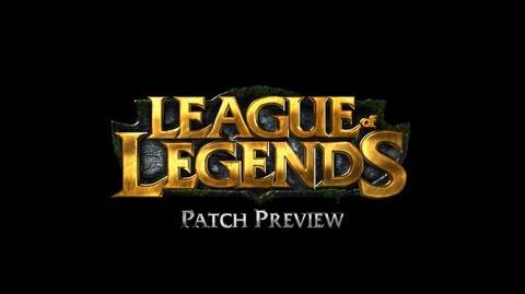 League of Legends - Patch Notes Preview 1.0.0.125