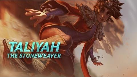 Taliyah Champion Spotlight