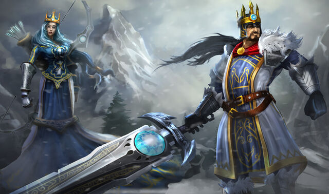 File:Ashe and Tryndamere together.jpg