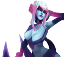 Evelynn/Background