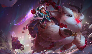 Nunu WorkshopSkin