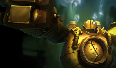 Blitzcrank OriginalSkin old