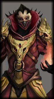 Emptylord Swain DragonMasterLoading
