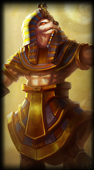 Nasus PharaohLoading old