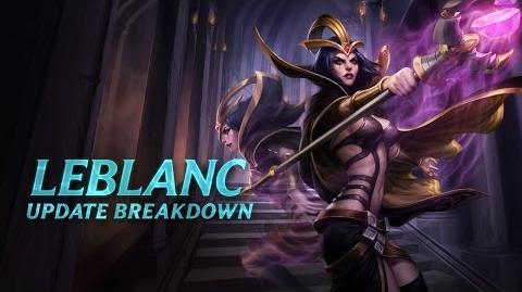 LeBlanc Champion Spotlight