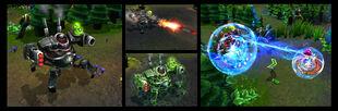 Urgot Battlecast Screenshots