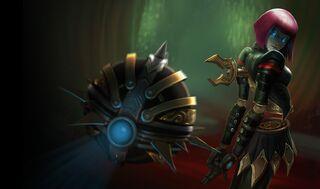 Orianna BladecraftSkin