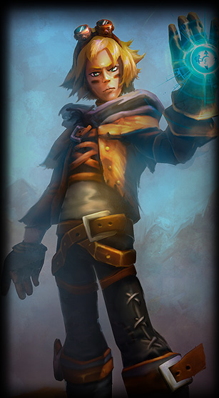 Ezreal OriginalLoading old