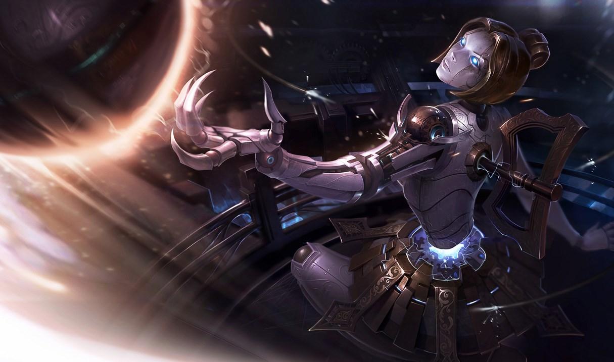 Orianna Skins League Of Legends Wiki Fandom Powered By