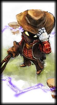 Emptylord Veigar Cowboy