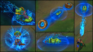Rek'Sai PoolParty Screenshots