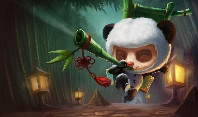Fichier:Teemo PandaSkin.jpg