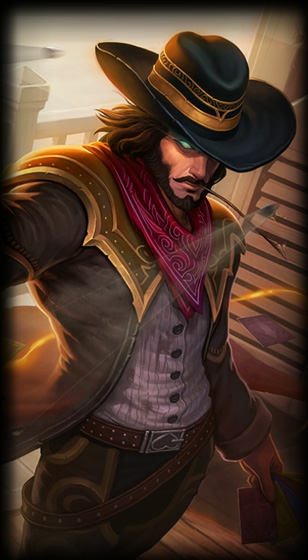 Twisted Fate HighNoonLoading