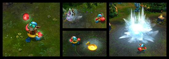 Ziggs PoolParty Screenshots