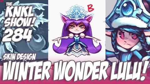 KNKL SHOW 284 Winter Wonder Lulu!