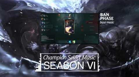 Champion Select Update — Complete Soundtrack