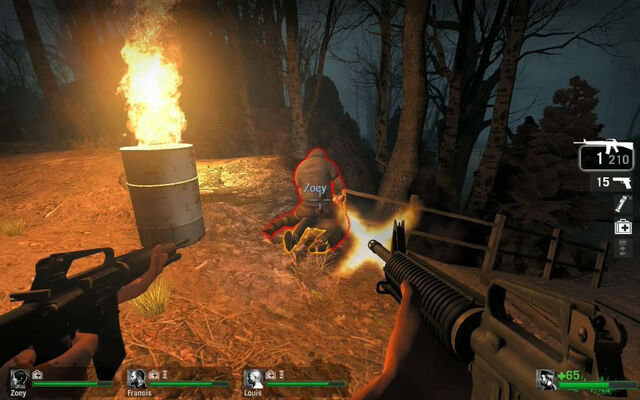 File:Left 4 dead hunter attack 01.jpg