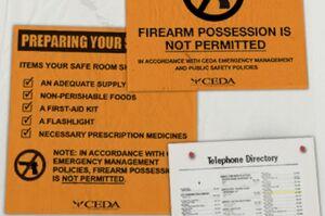 CEDA Saferoom
