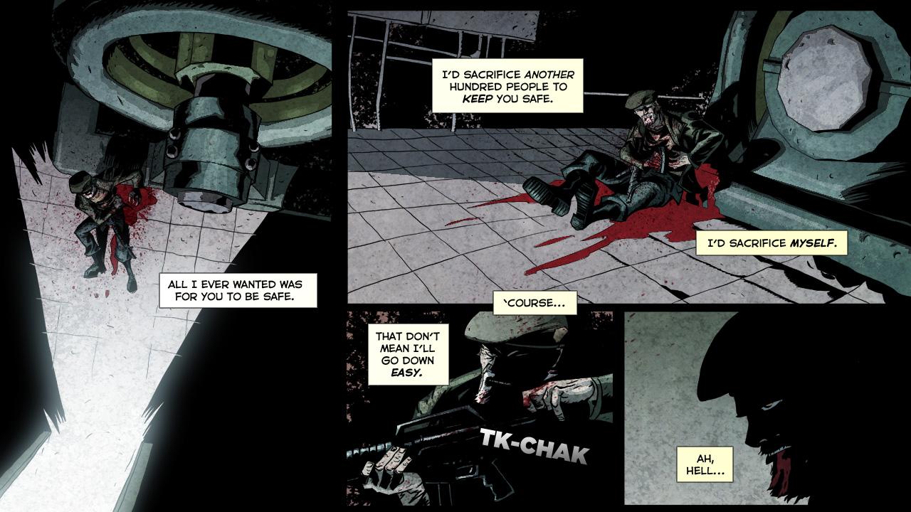 Cartoon of xbox 360 left 4 dead  sex comics