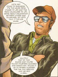 KenRitz comic