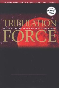 Tribulation Force Cover
