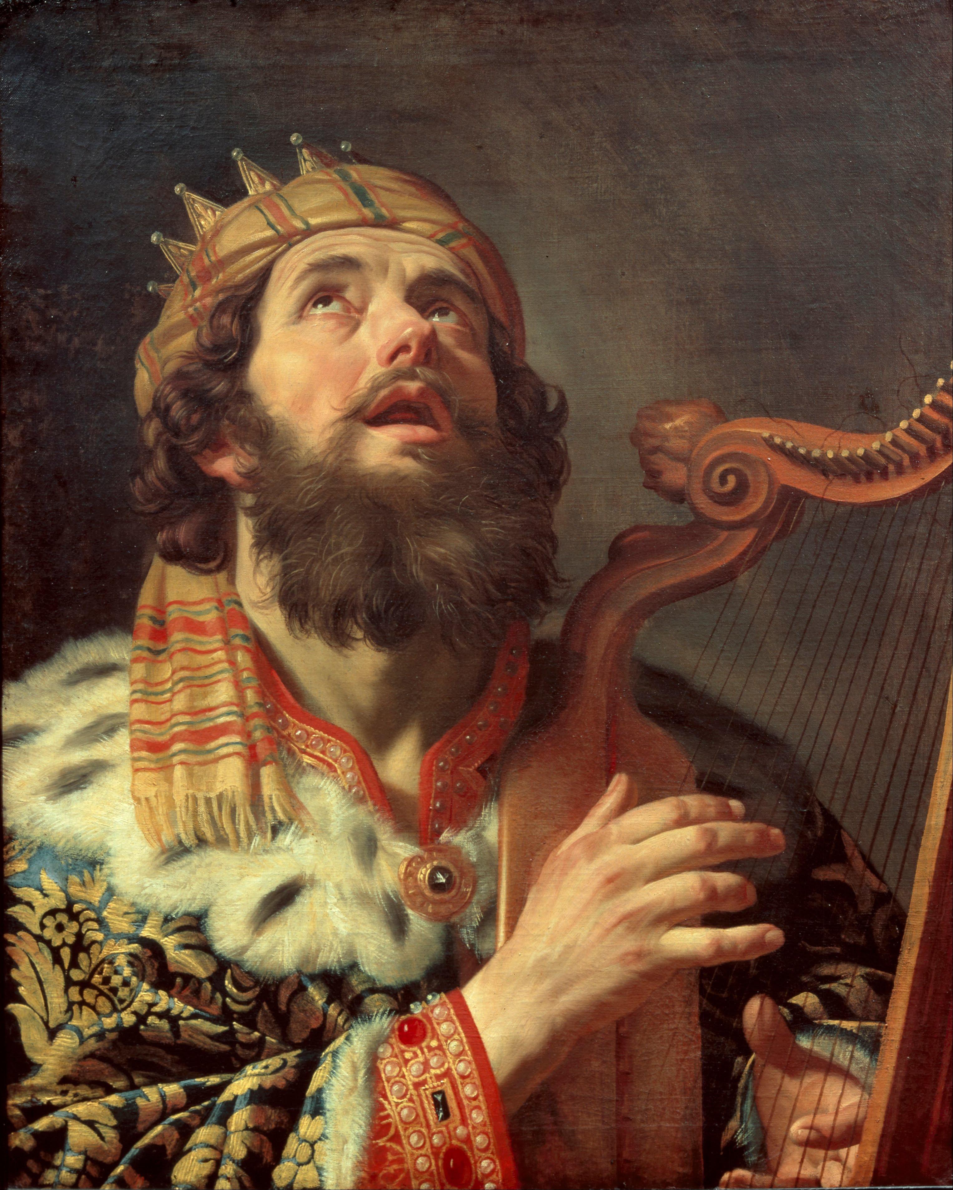 Image result for photo king David