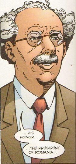 Chaim Rosenzweig comic