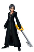 Xion Keyblade Days