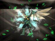Lavitz Dragoon Transformation