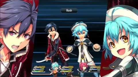 The Legend of Heroes Trails of Cold Steel II Gameplay