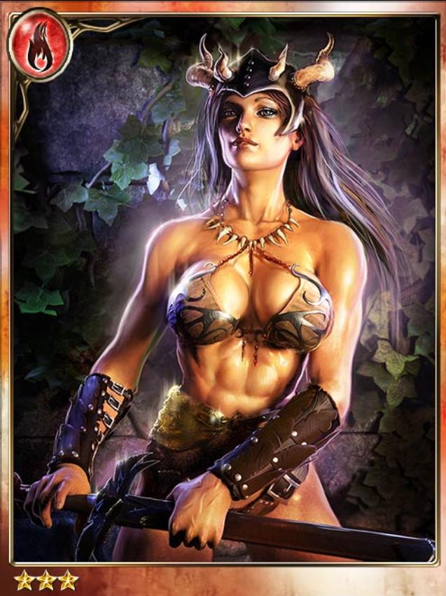 Queen Amazon