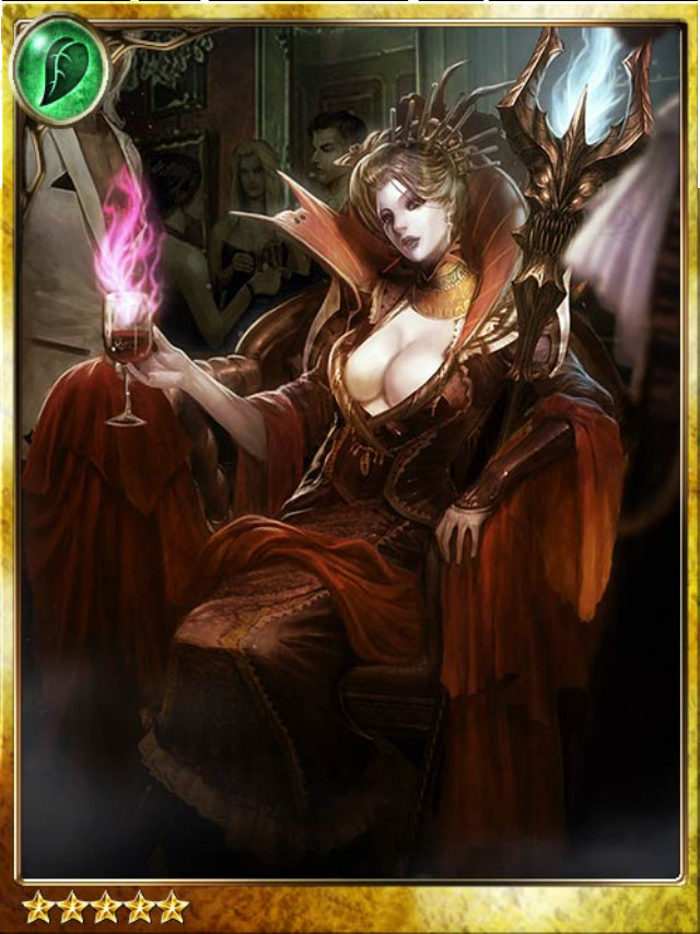 Trade In Calculator >> Sumptuous Vampiress Alzbeta | Legend of the Cryptids Wiki ...