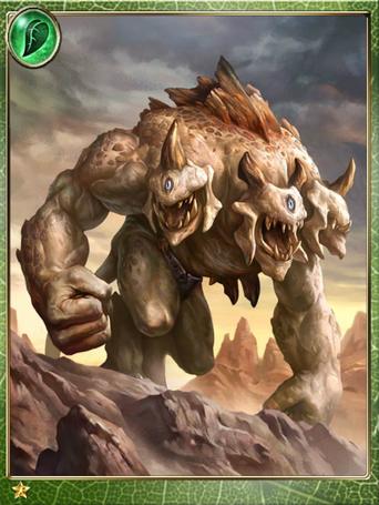 Tri-headed Ogre Rebel