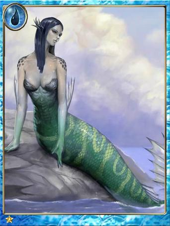 Seaside Mermaid