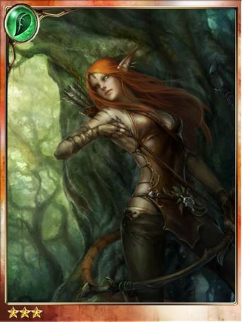 Dark Elf of Benevolence