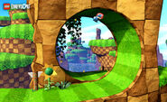 Sonic Tumblr Screenshot