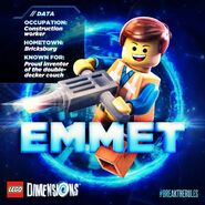 Emmet stats