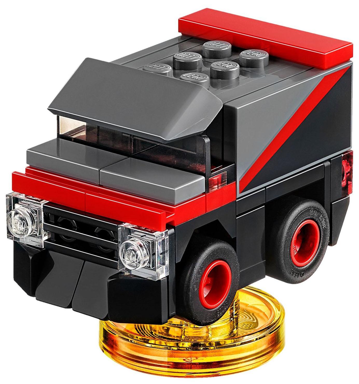 B A S Van Lego Dimensions Wikia Fandom Powered By Wikia