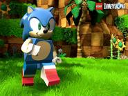 Sonic Gameplay LD