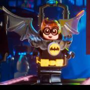 Winged Avanger Batsuit