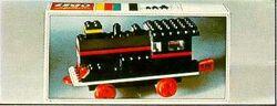 117-Locomotive without Motor