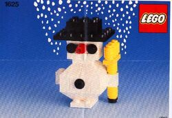 1625 Snowman
