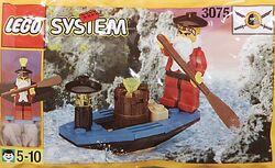 3075 Ninja Master's Boat
