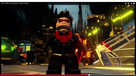 Nightwing LegoBatman3