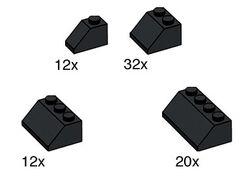 10161-Black Roof Tiles